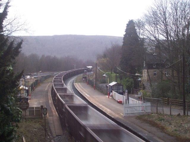Grindleford Station - geograph.org.uk - 1220703