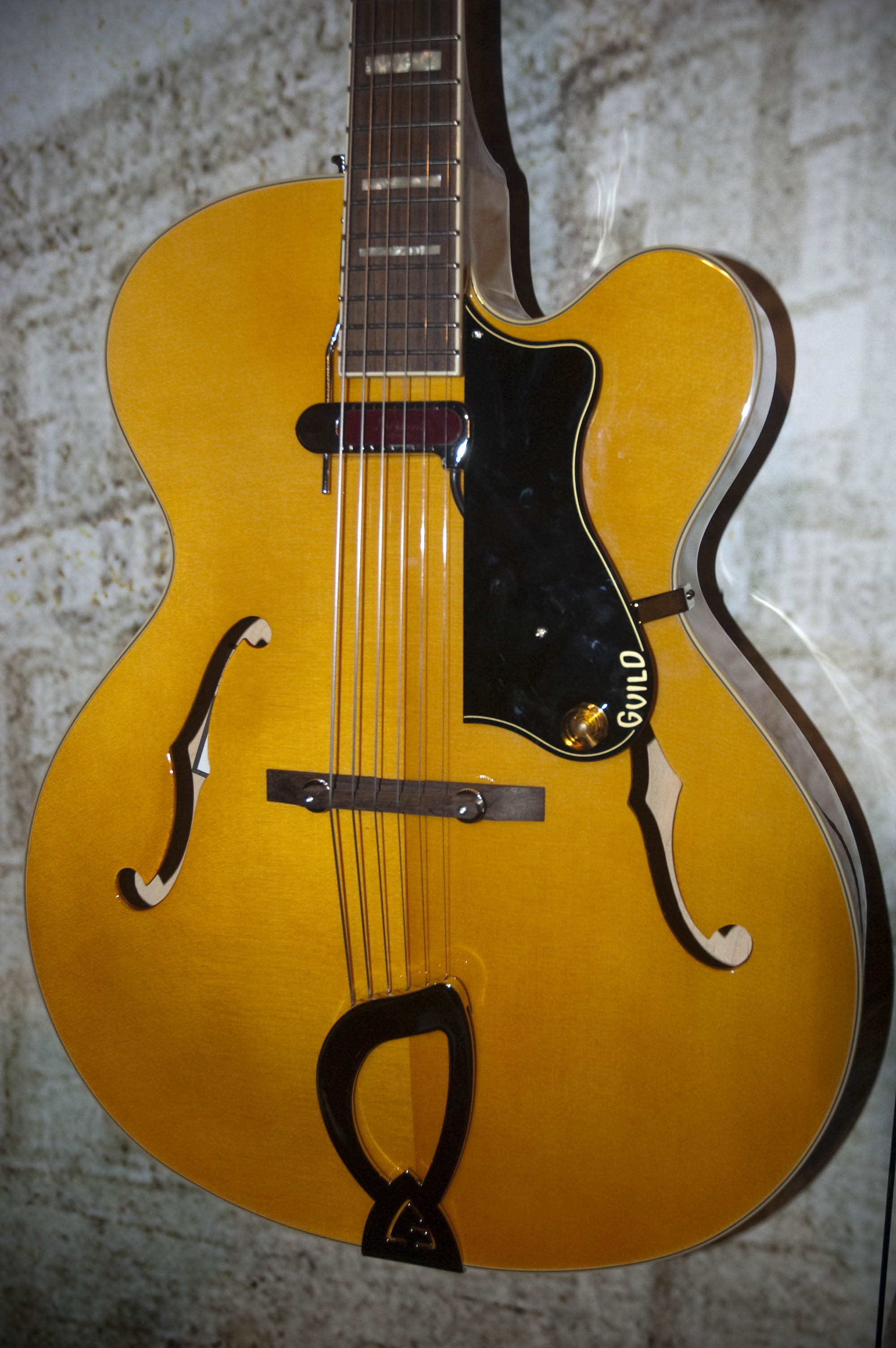 from Alec dating guild guitars