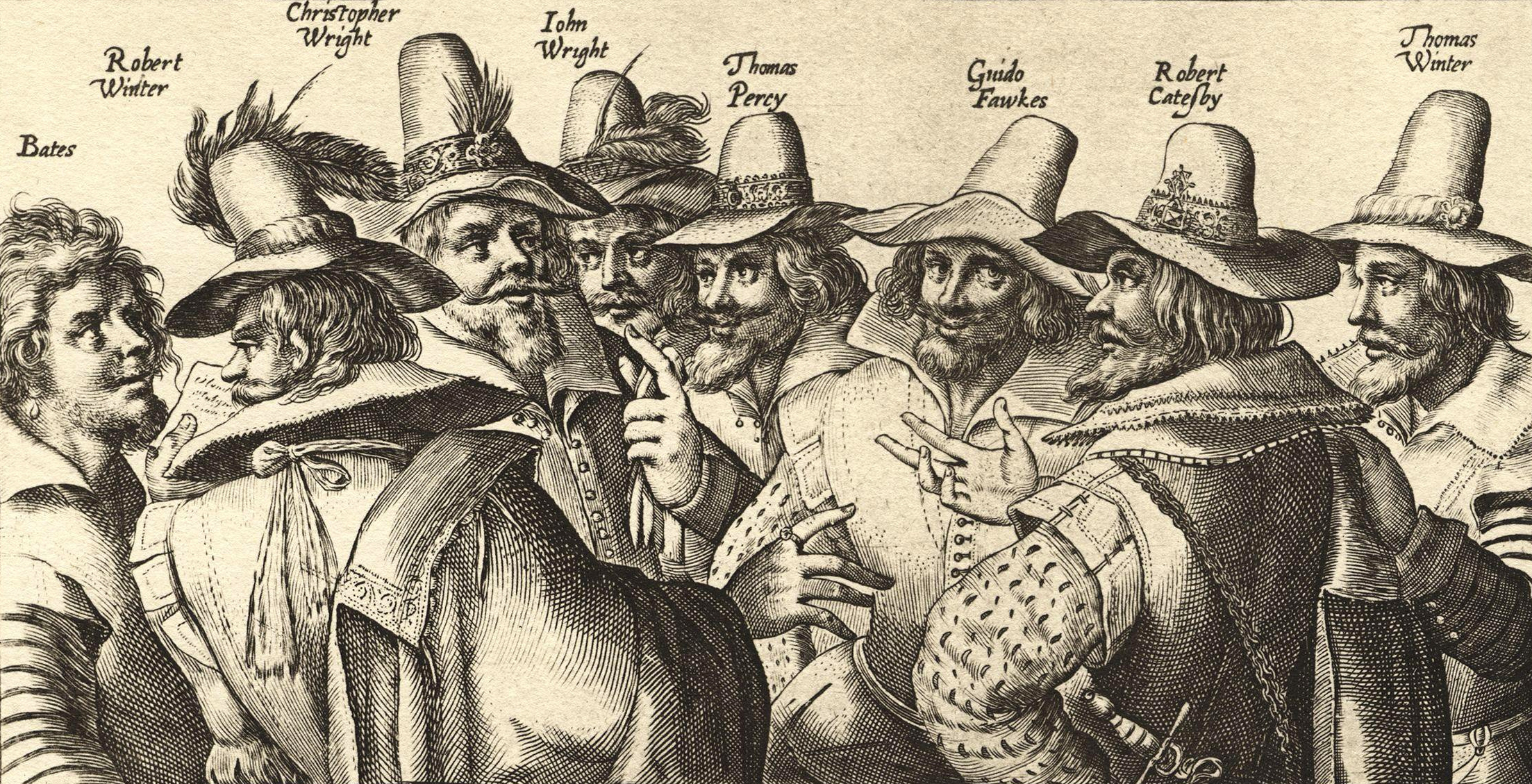 "Guy Fawkes ""Gunpowder Plot"""