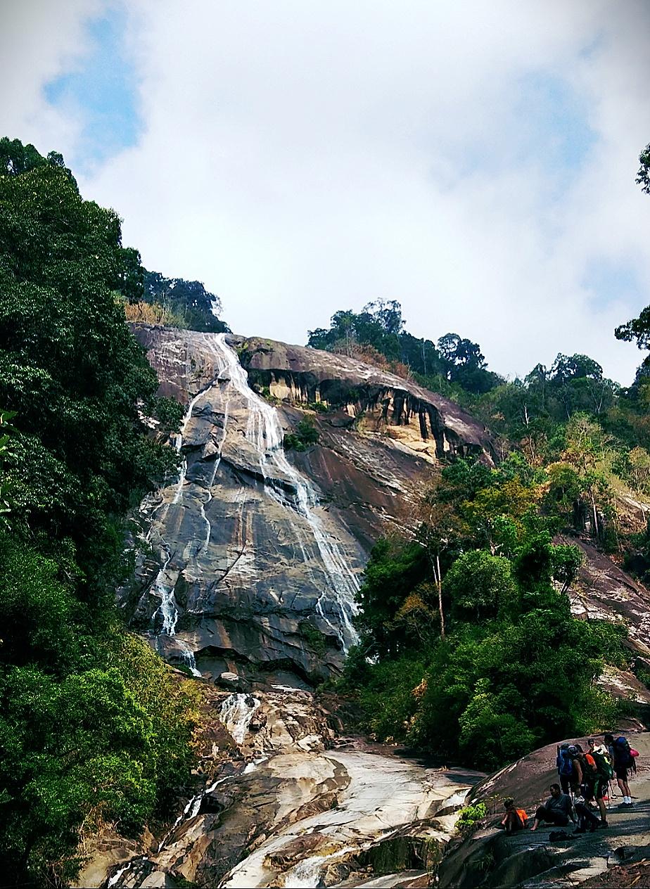 Gunung Setong Wikipedia Bahasa Melayu Ensiklopedia Bebas