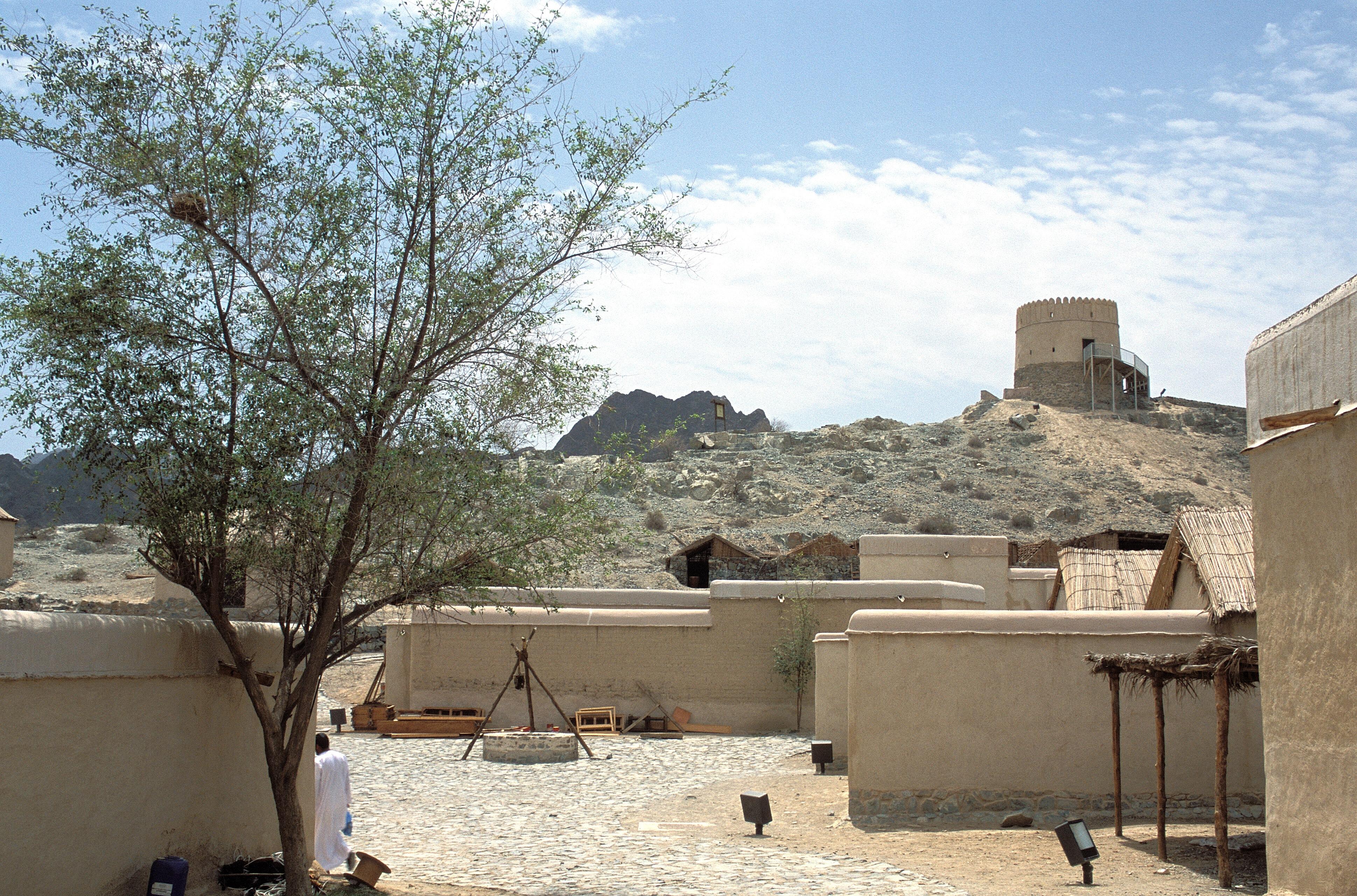 Hatta village dubai