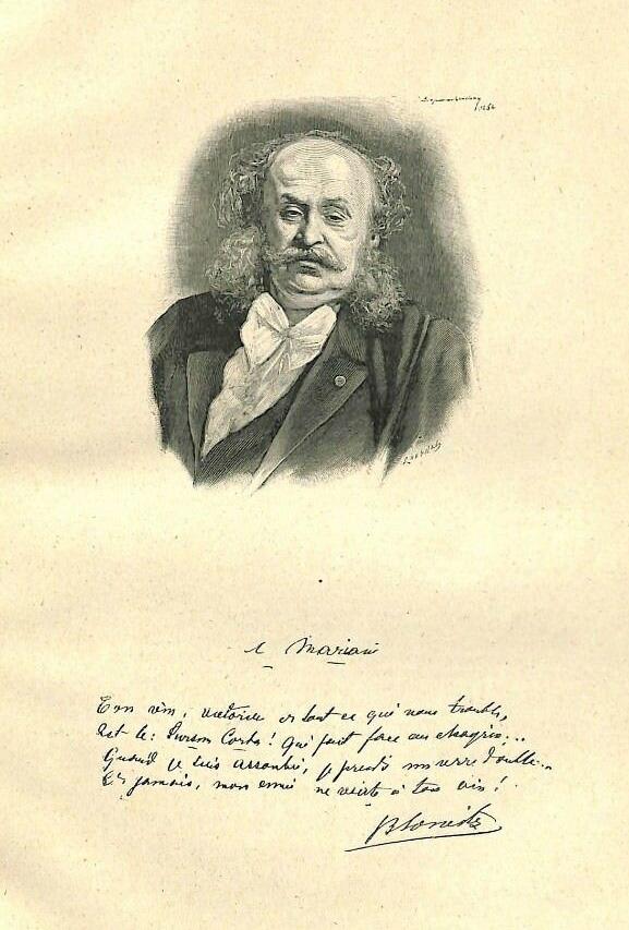 Henri Opper de Blowitz, Teilnehmer der offiziellen Einweihungsfahrt des Orient-Express
