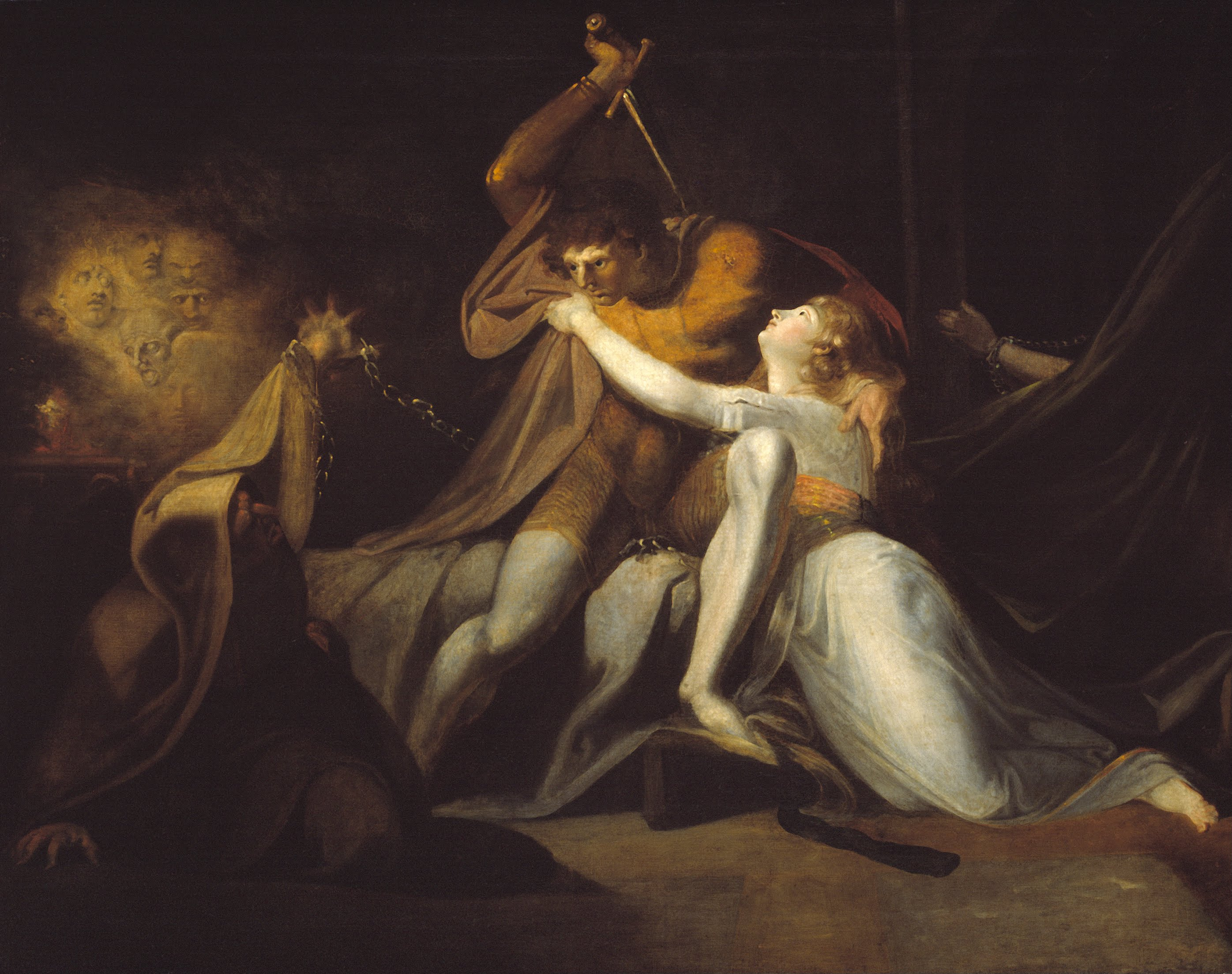 file henry fuseli   percival delivering belisane from the