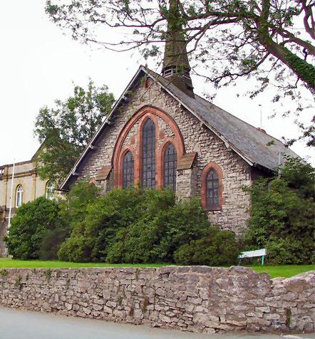 Holywell Workhouse Chapel Wikipedia
