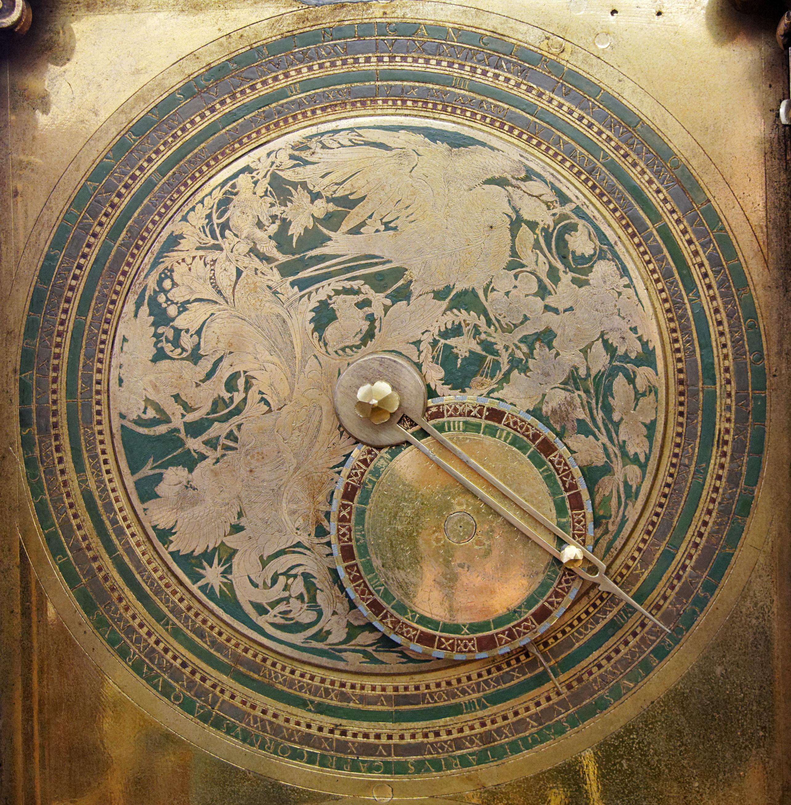 Horloge De Bureau Originale file:horloge astronomique bibliotheque sainte-genevieve n3