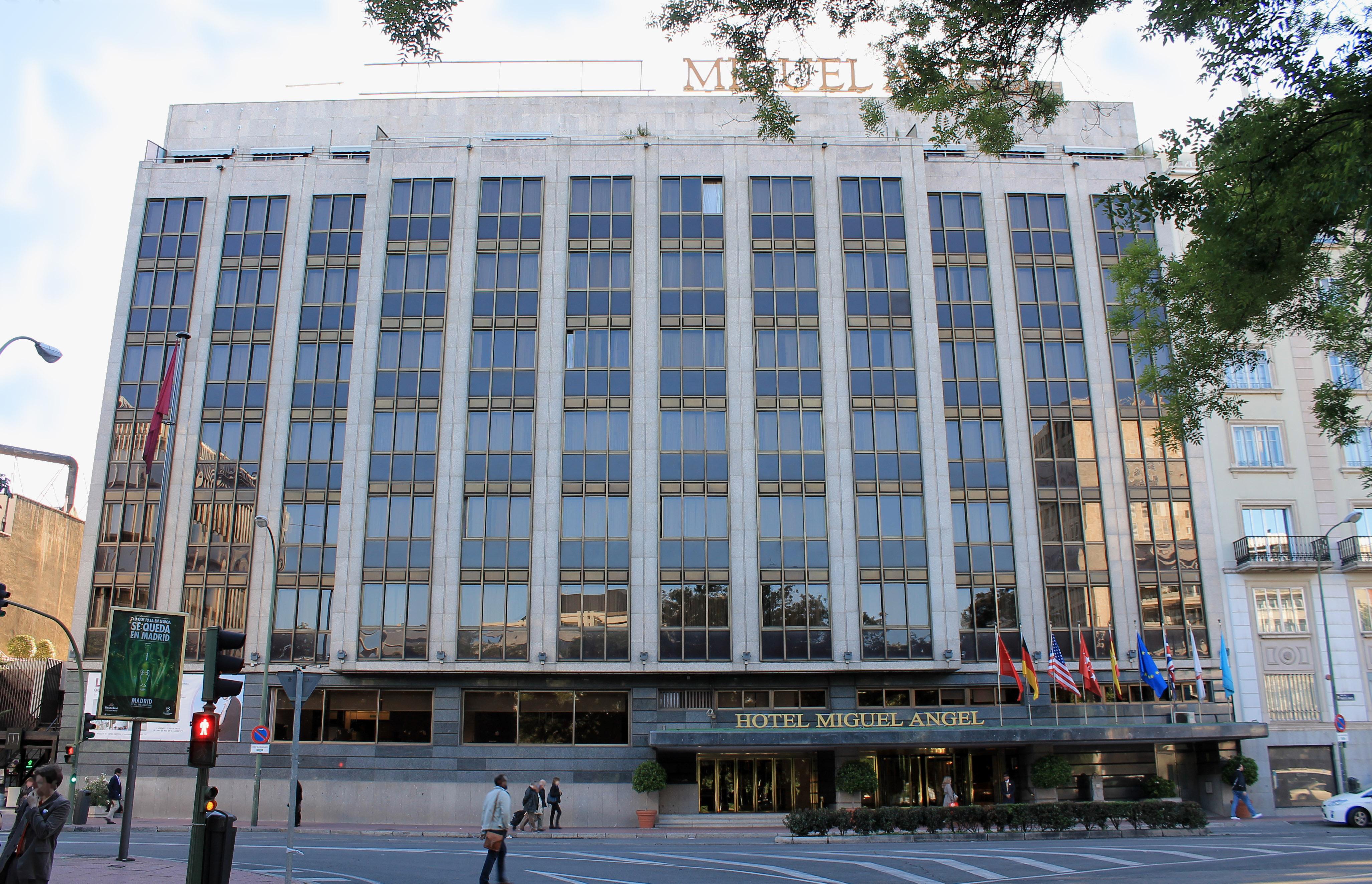 File Hotel Miguel Ángel Madrid 02 Jpg