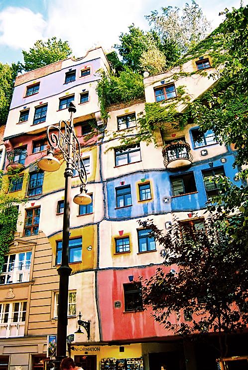 File hundertwasser wikimedia commons for Architecture vienne