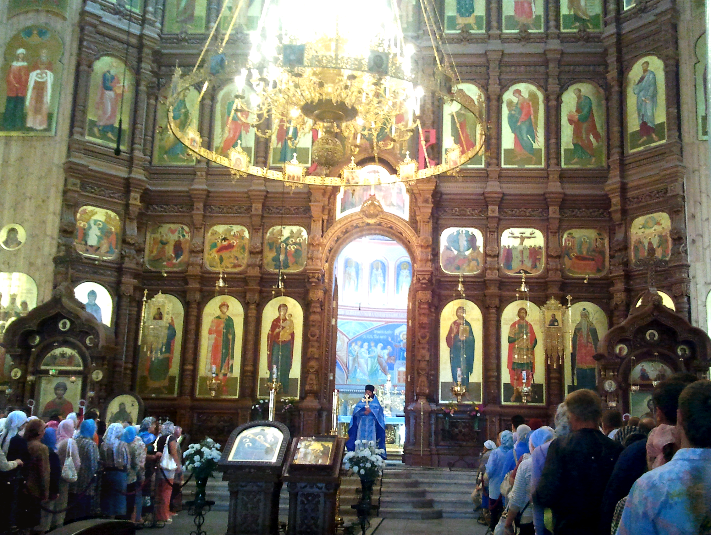 icons are not idols | orthodox christian fellowship