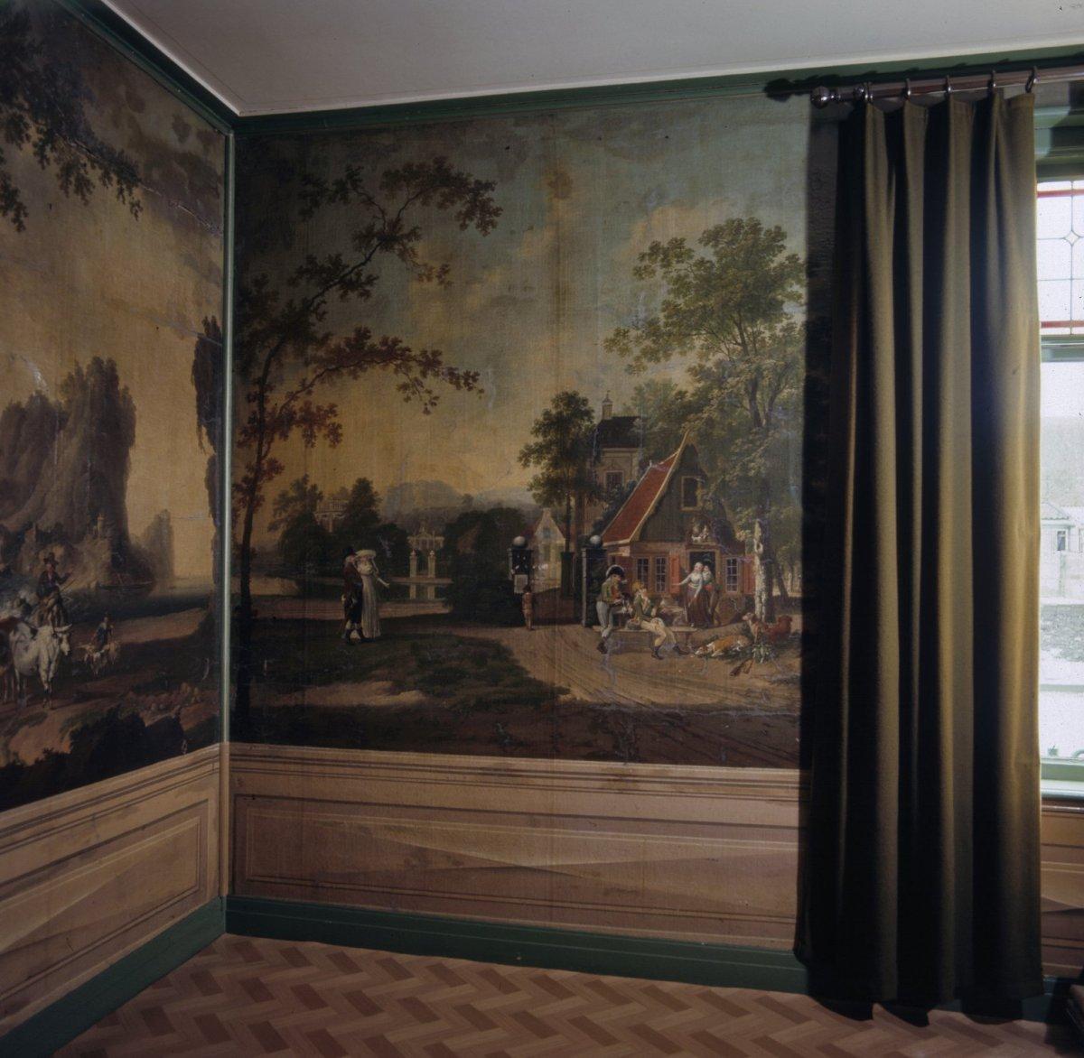 Woonkamer behang ~ artikill.com
