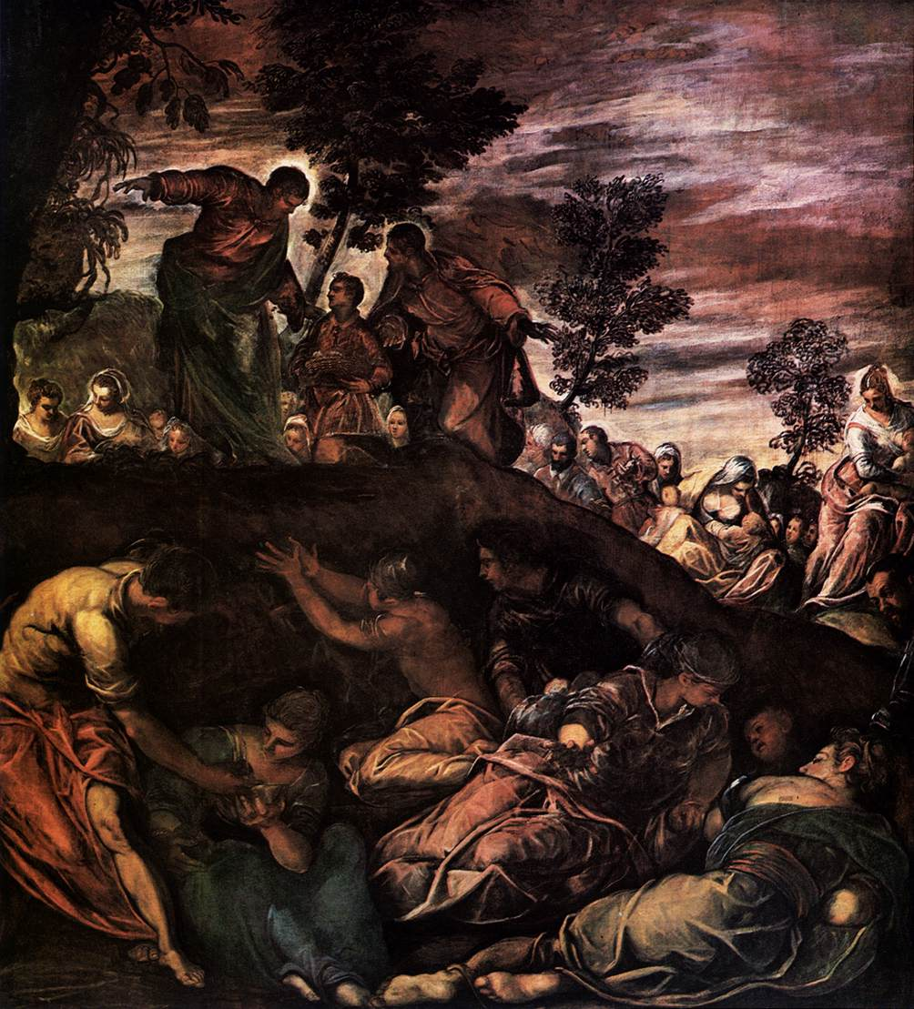 File jacopo tintoretto the miracle of the loaves and for Loaves and fishes san jose