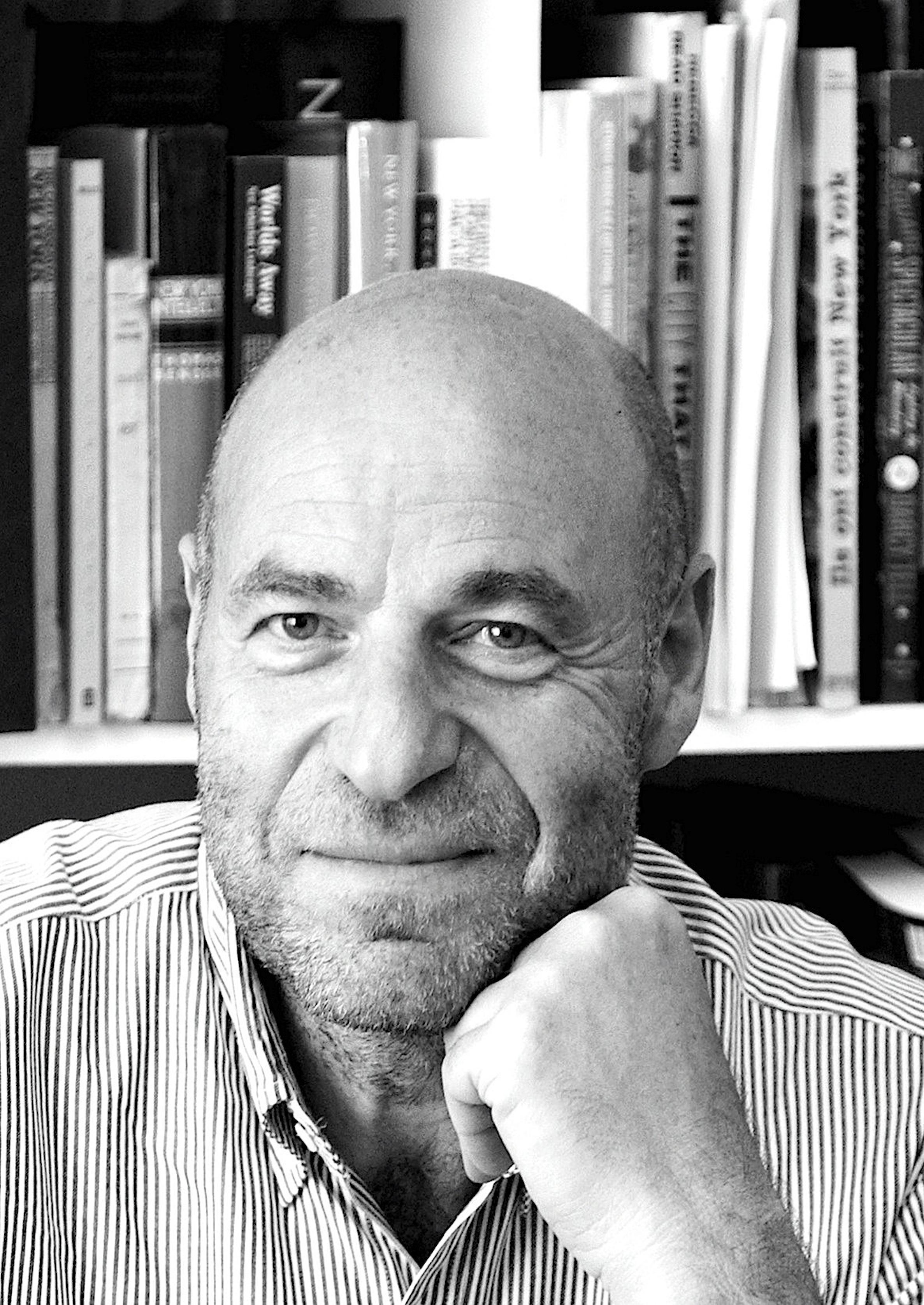 Jean-Louis Cohen in 2009.