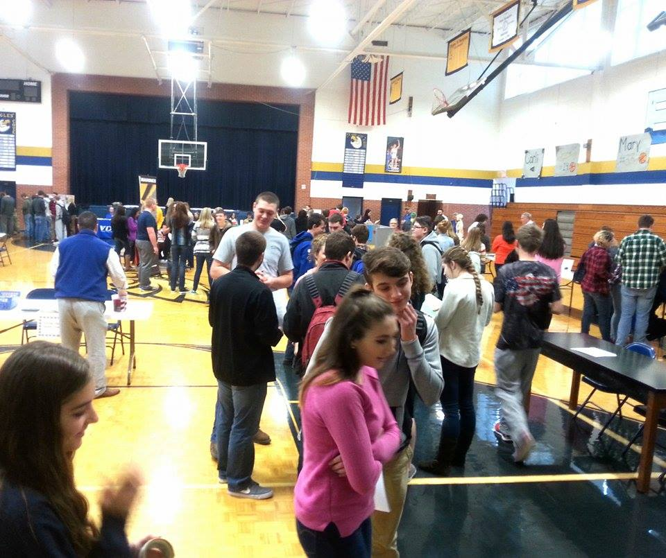 File:Job Fair at Rye Cove High School (32556249270).jpg - Wikimedia Commons