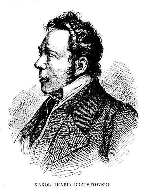 Karol Brzostowski. Źr. wikimedia.org