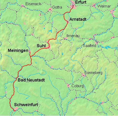 FileKarteStreckeErfurtSchweinfurtpng Wikimedia Commons