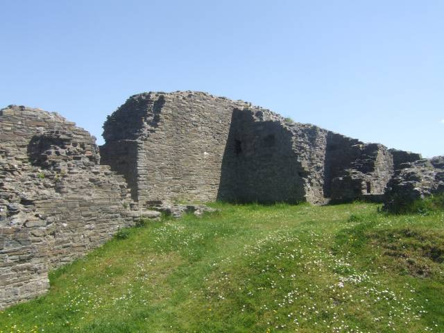 Keep and gatehouse - Dolforwyn Castle - geograph.org.uk - 1320364