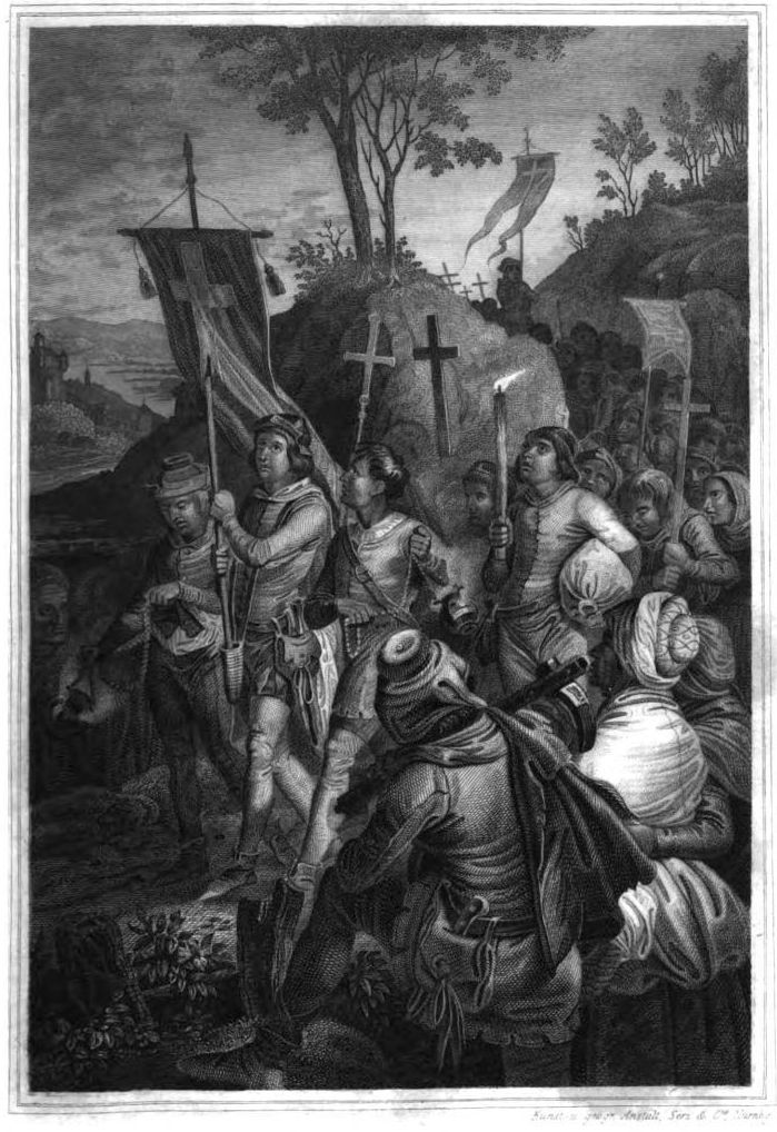 The Children's Crusade 1212.