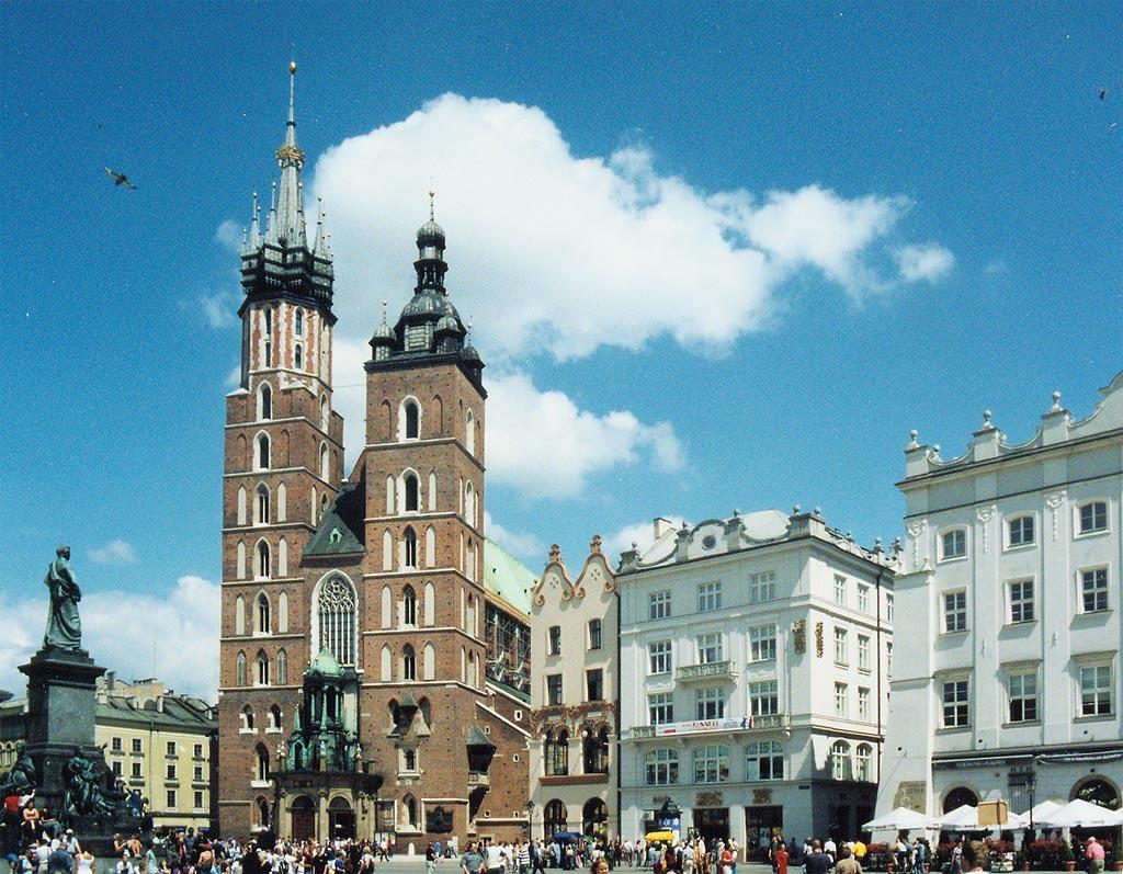 Dating website Krakow
