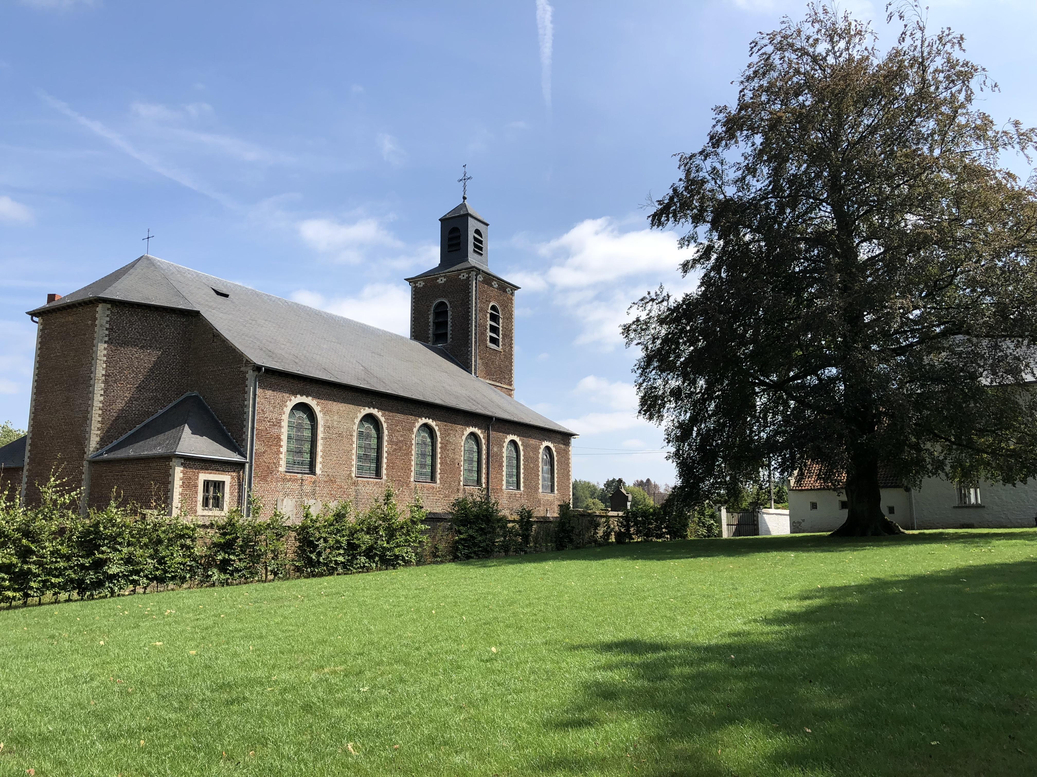 Église Sainte-Waudru