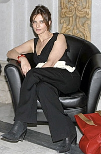 Laura Morante in 2007.