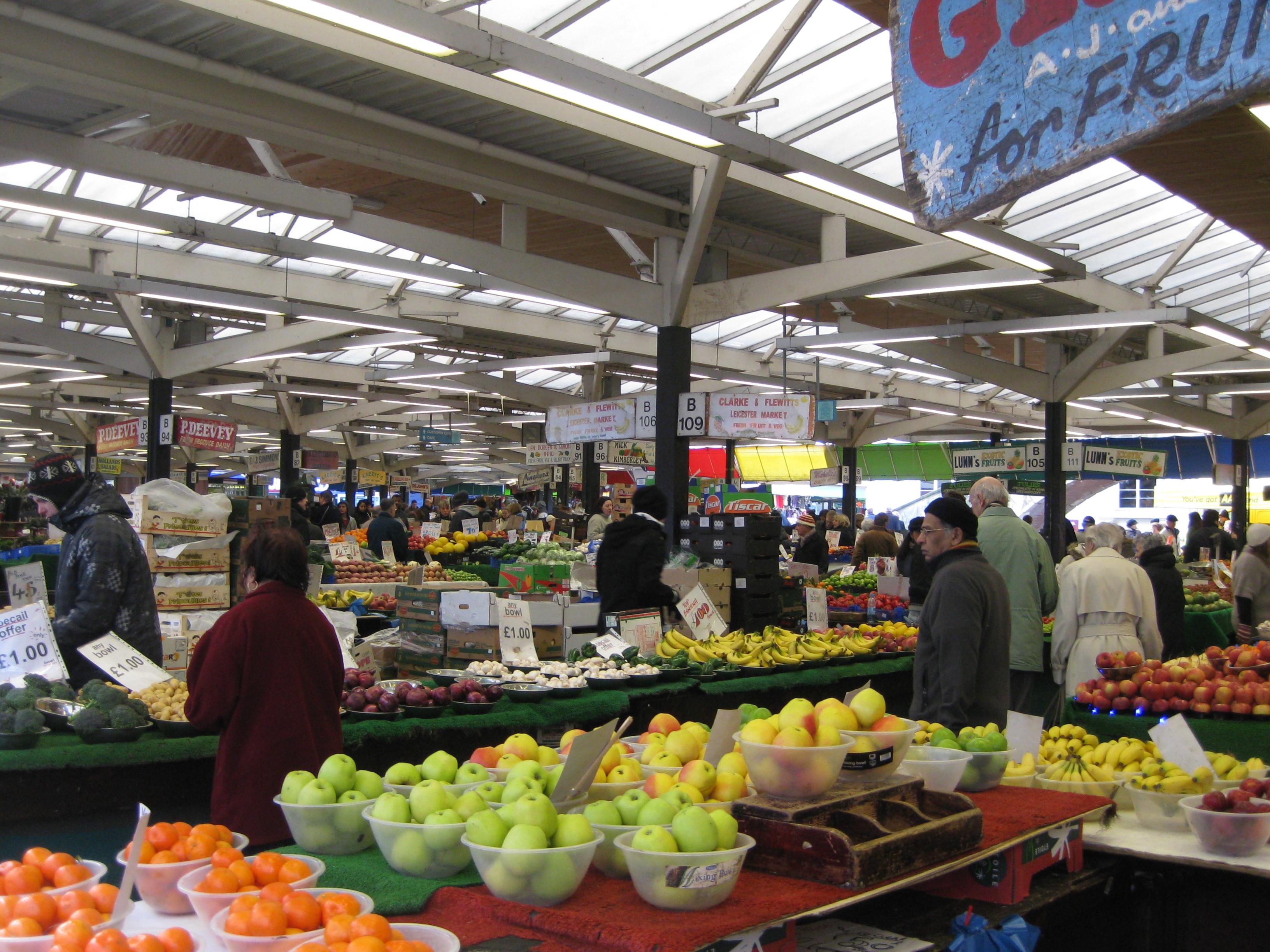 Sheffield Food Market