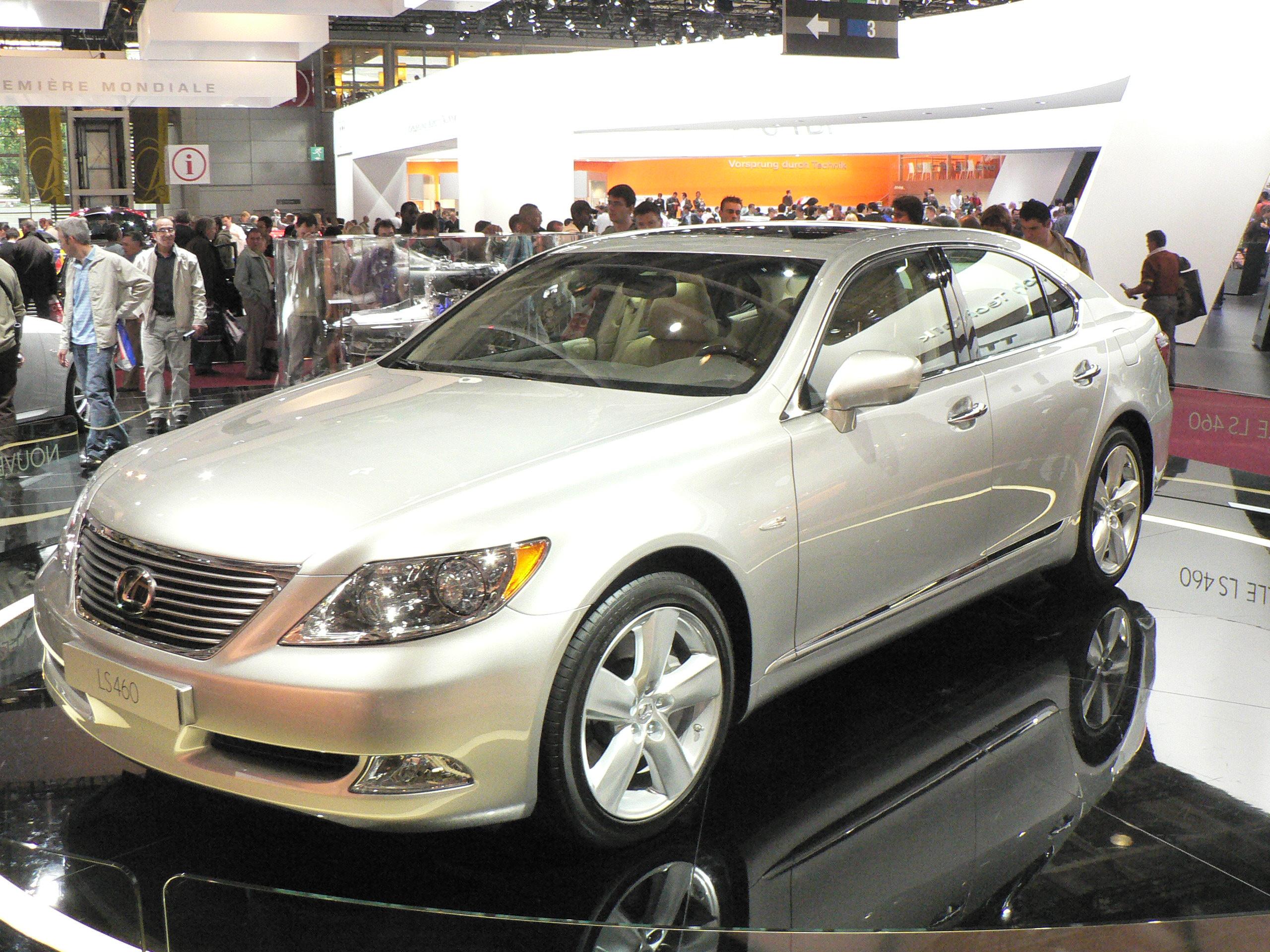 2006 Lexus LS 460