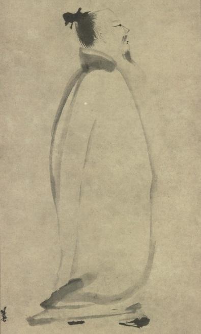 Li Bai, dibujo a tinta del siglo XIII.