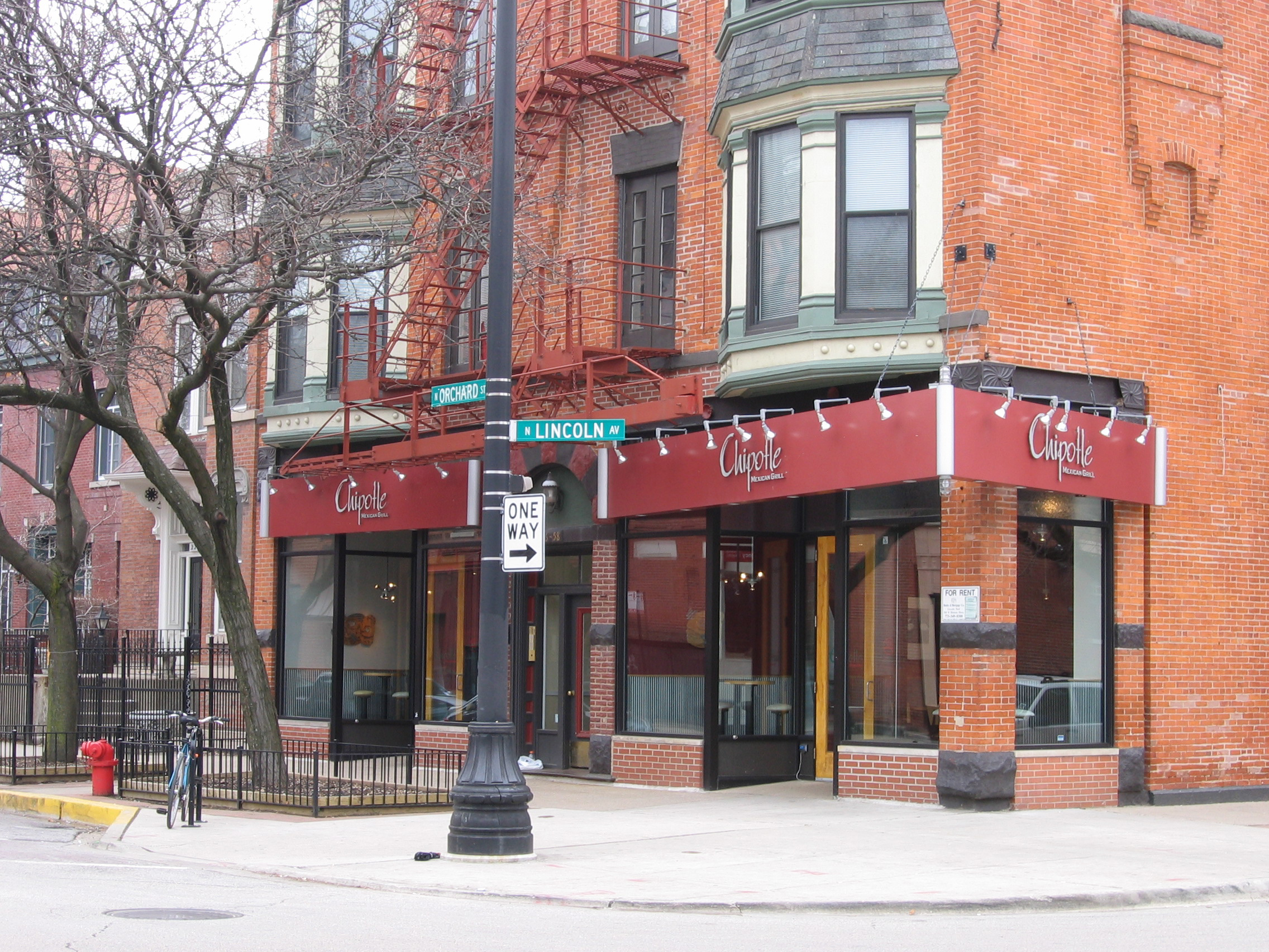 Park Grill Chicago Restaurant