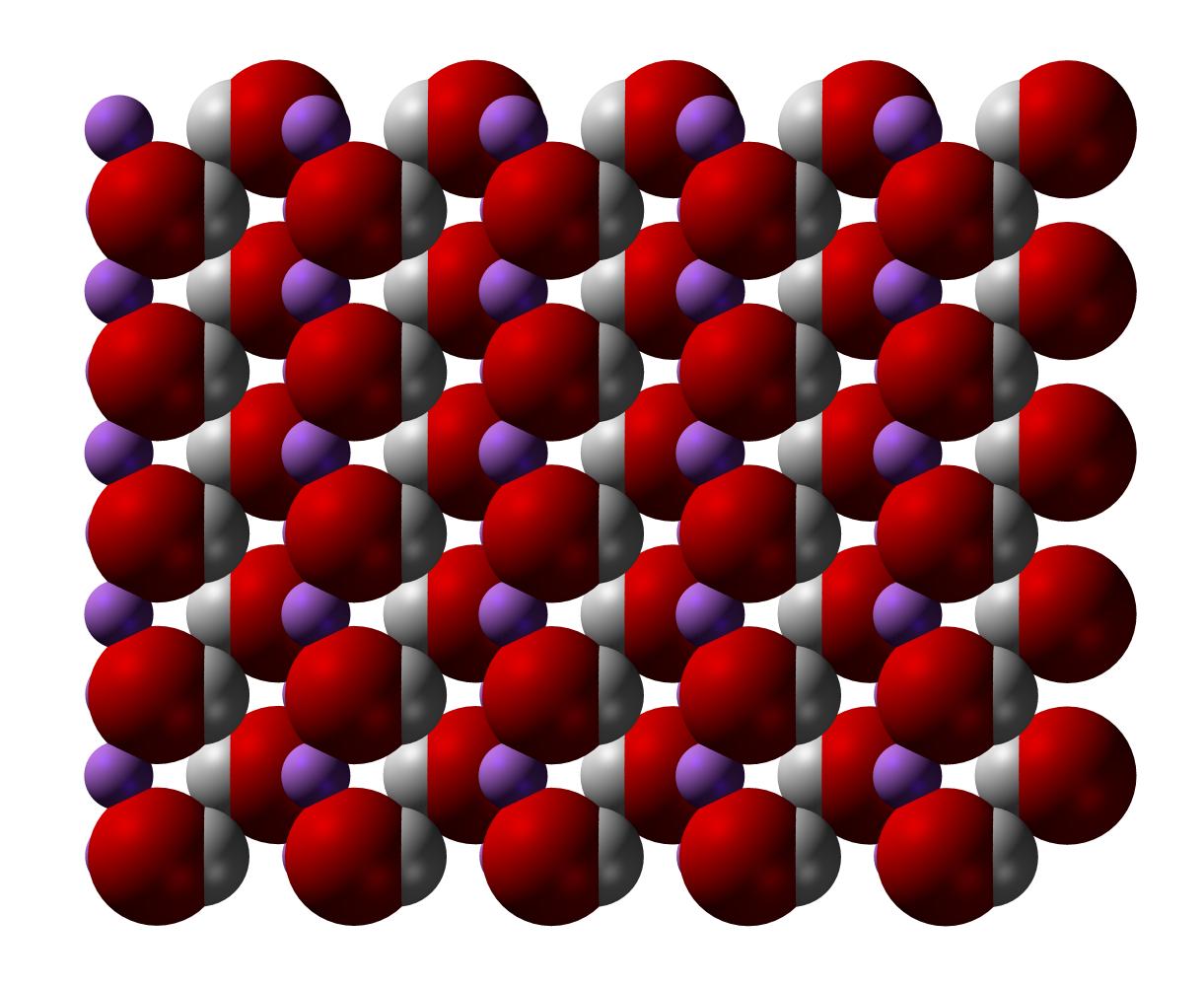 Lithium hydroxide - Wikipedia