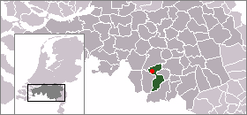 Location of Vessem