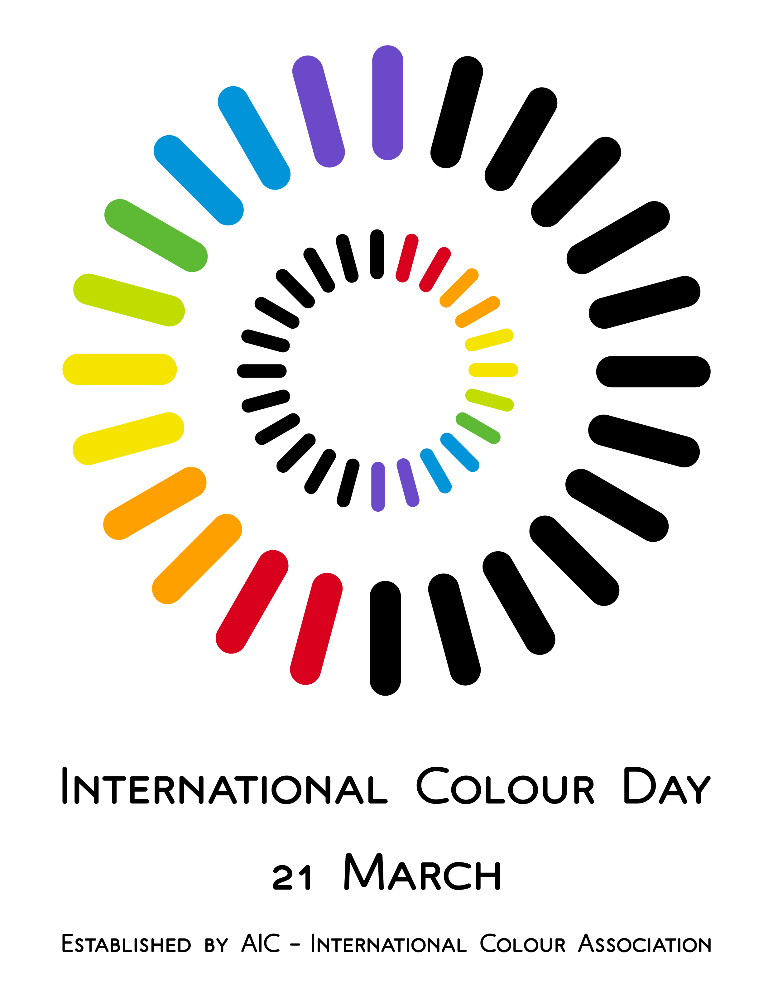 international colour day - Colour In Pictures