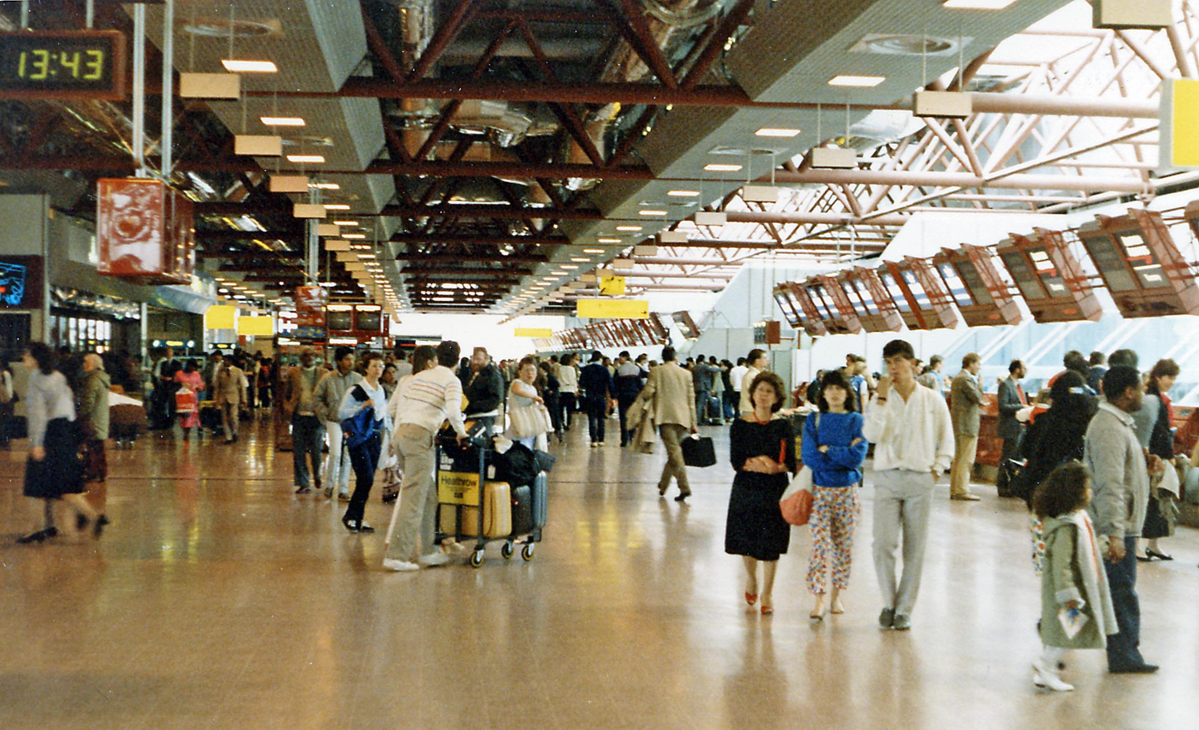 Heathrow Terminal  Hotels