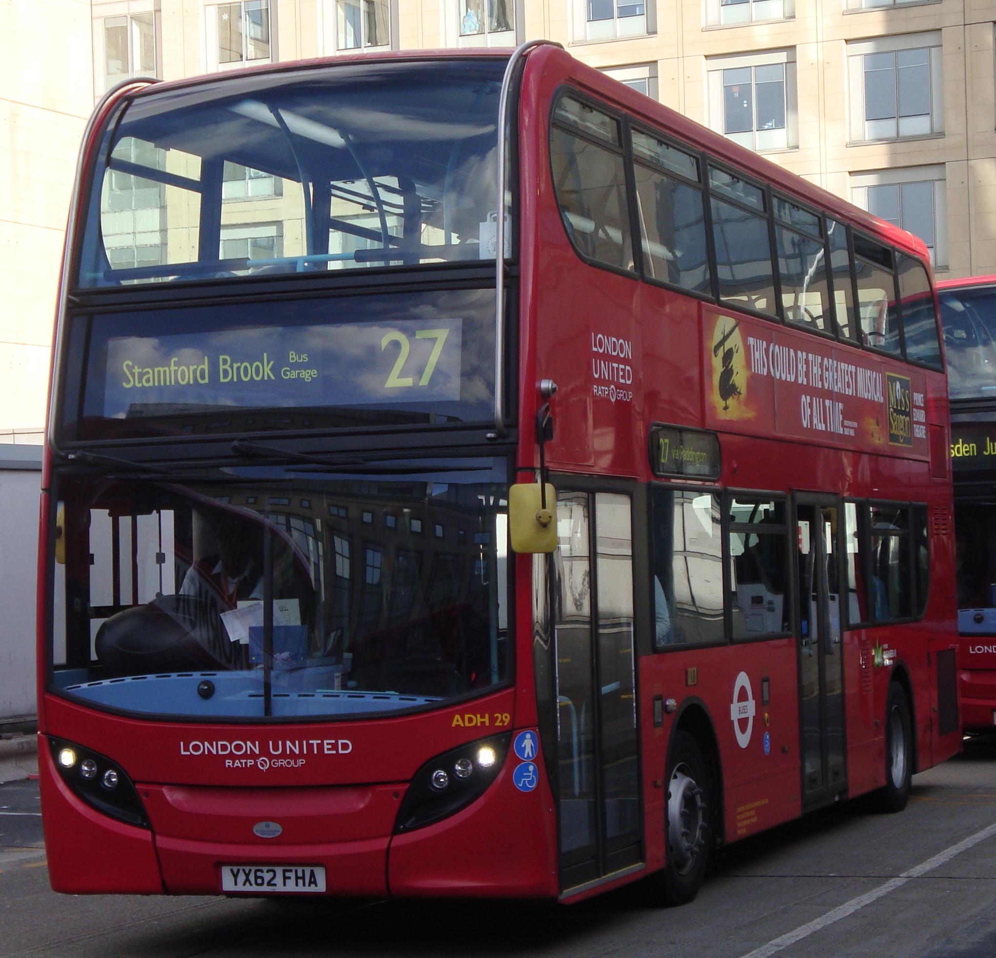 london buses route 27 - wikiwand