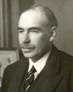 <i>The Economic Consequences of the Peace</i> book by John Maynard Keynes