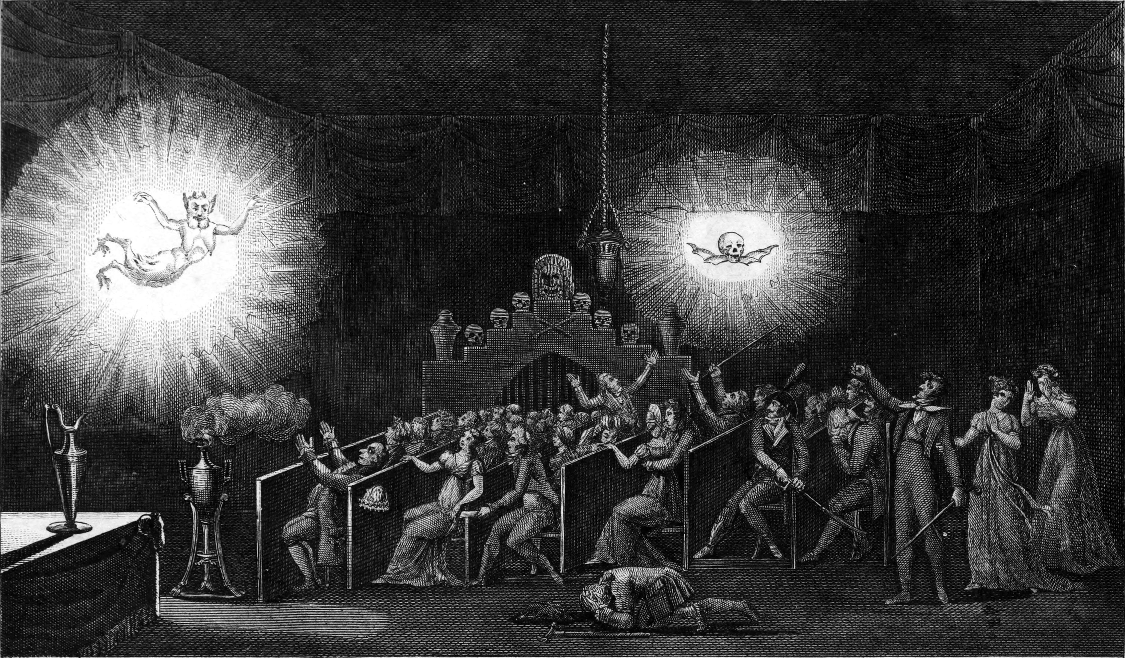 Pokaz Fantasmagorii