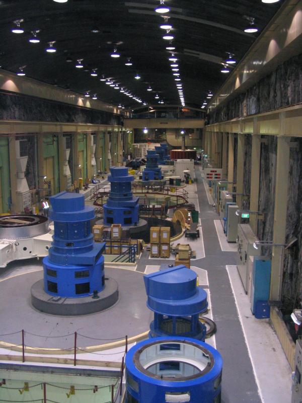 Manapouri Power Station Wikipedia