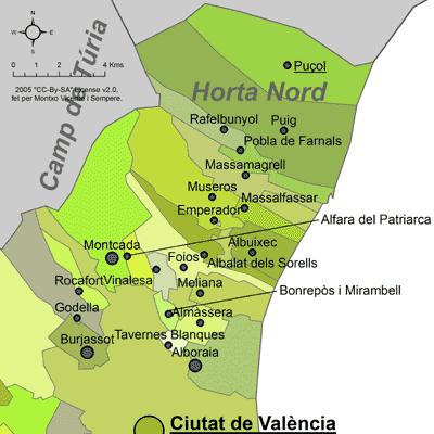 Coneix l'Horta Nord