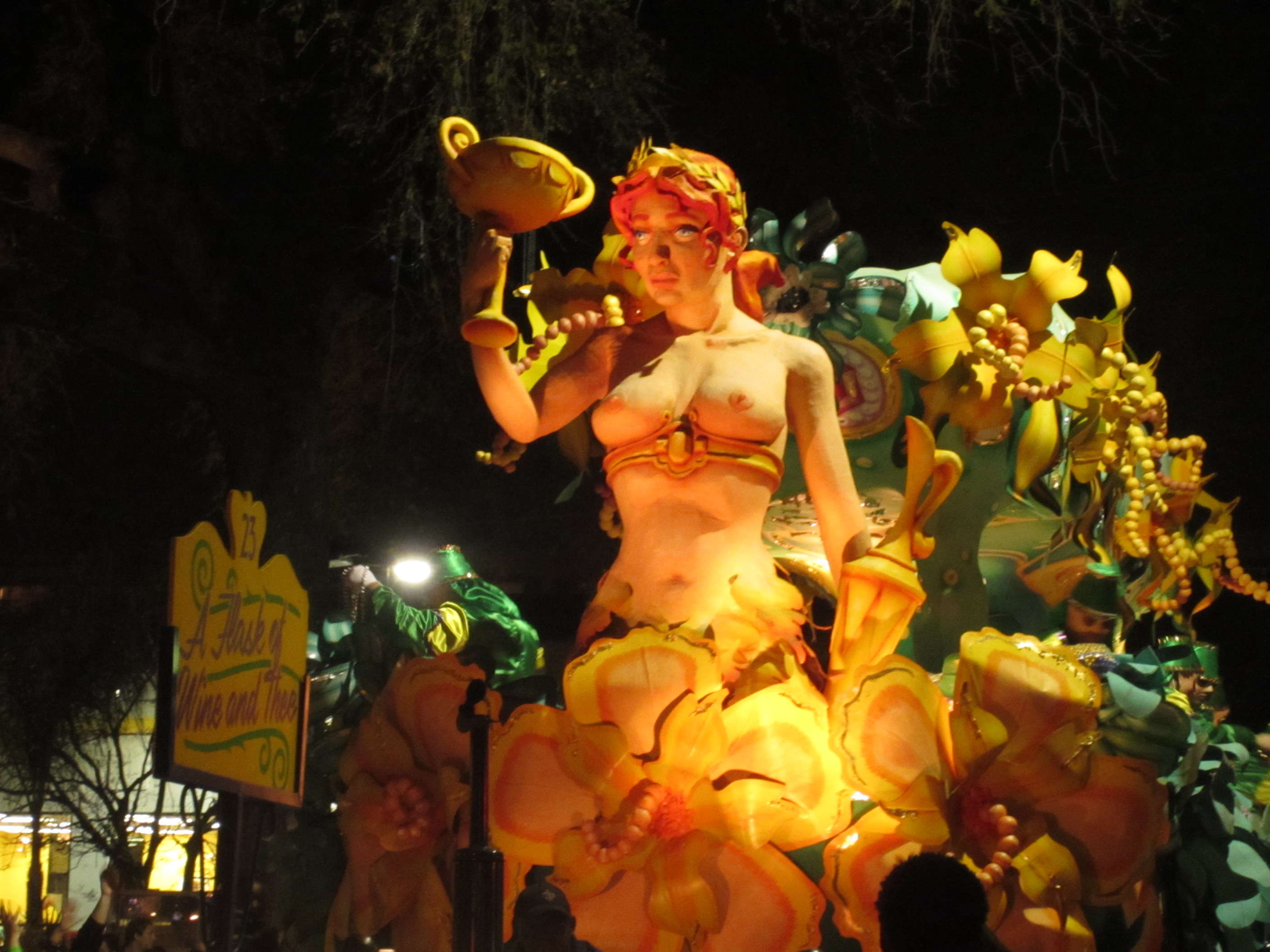 mardi gras in the united states