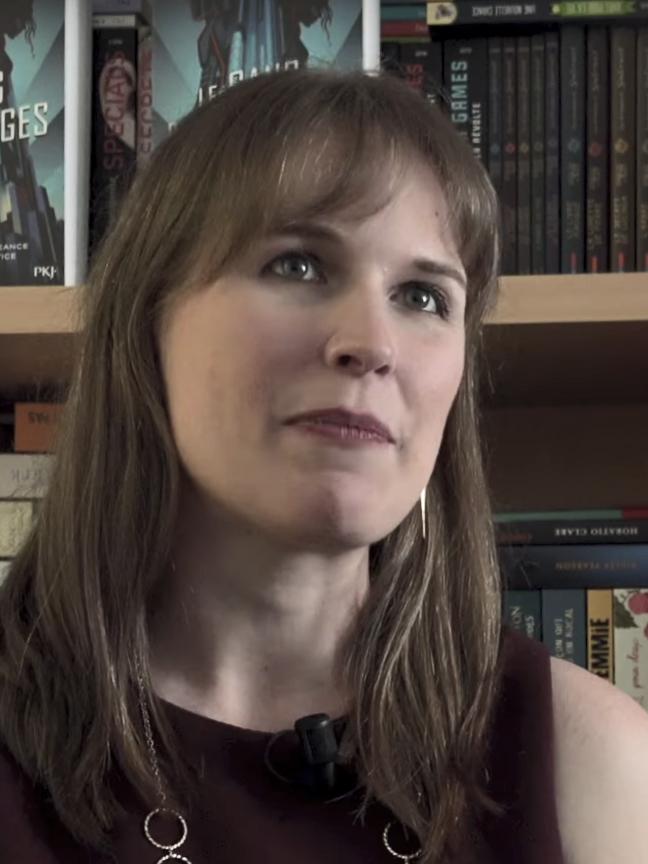Marissa Meyer (Librairie Mollat, 2018)
