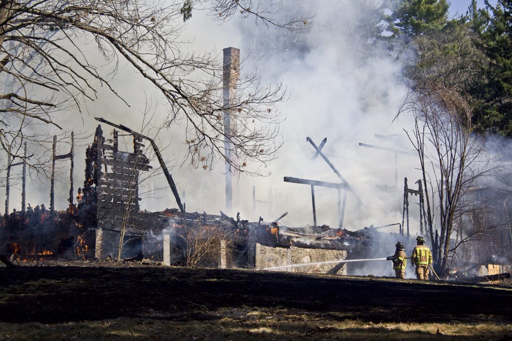 barn burning faulkner Barn burning by william faulkner contains a strong symbolism of fire abner thrives on feeling powerful and in control, which is fulfilled through the burning whether it be small camp fires or huge barn burnings.