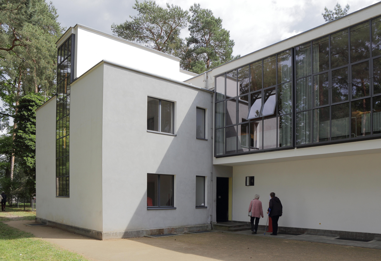 File Meisterhauser Bauhaus Panoramio 2 Jpg Wikimedia