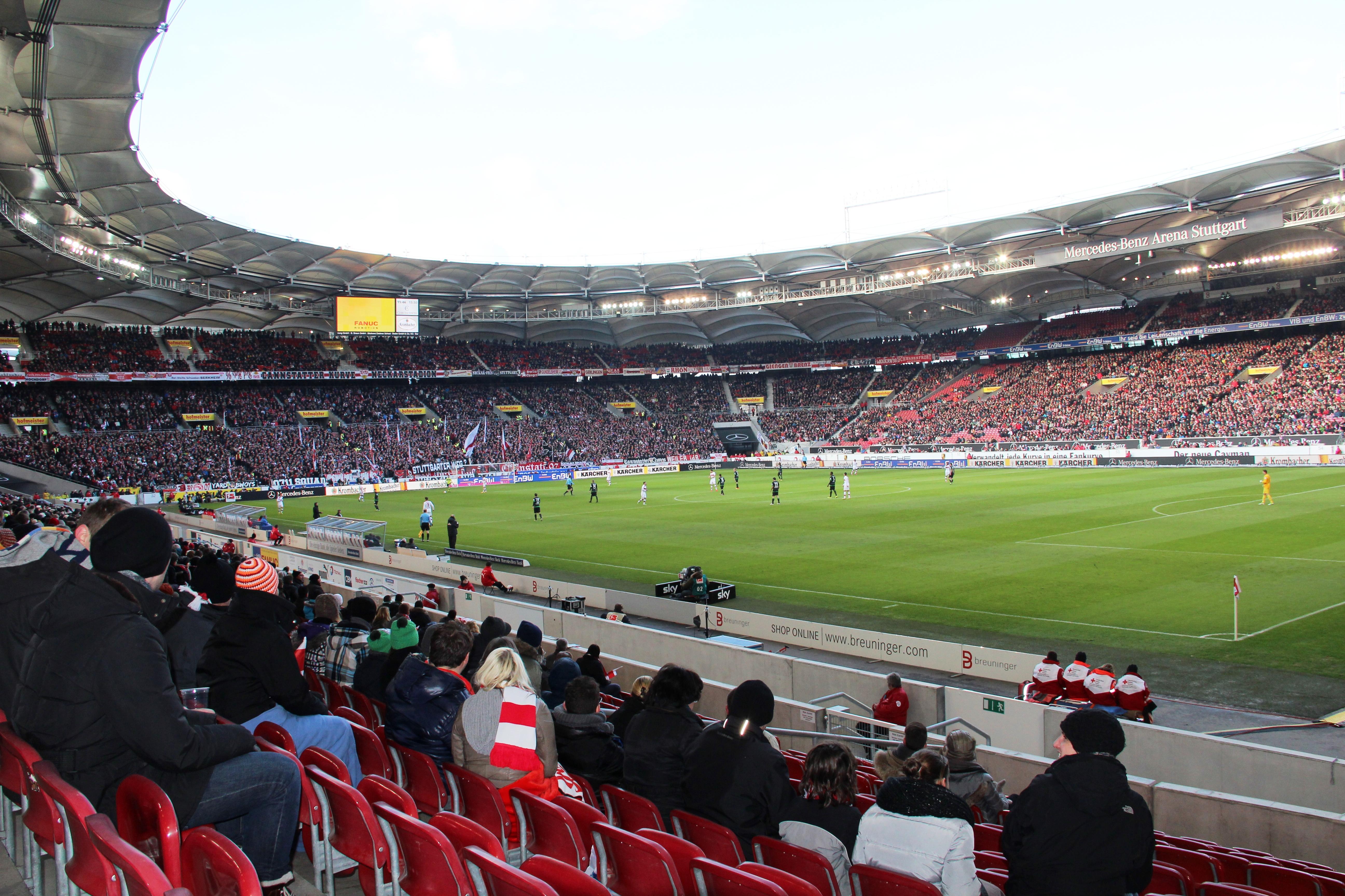 Mercedes Benz Arena F Ef Bf Bdhrung