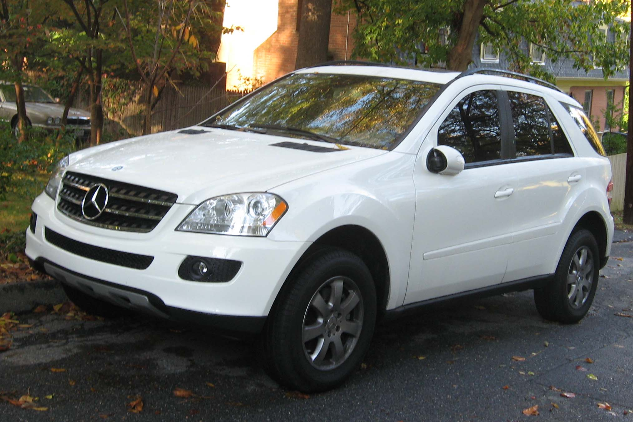 Mercedes Ml Reviews