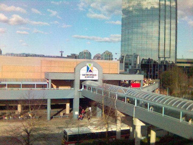 Metrotown Food Court Restaurants