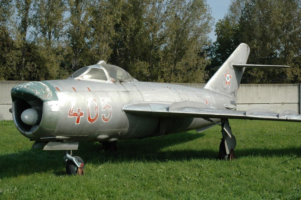 MiG 15 (航空機)の画像 p1_19