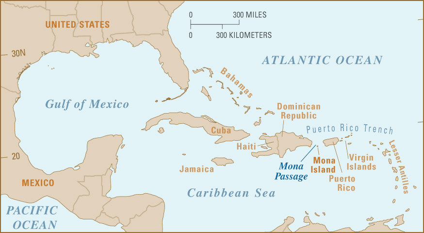 Mona Passage  Wikipedia