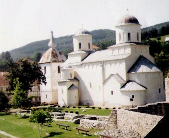 Klosteret Mileševa