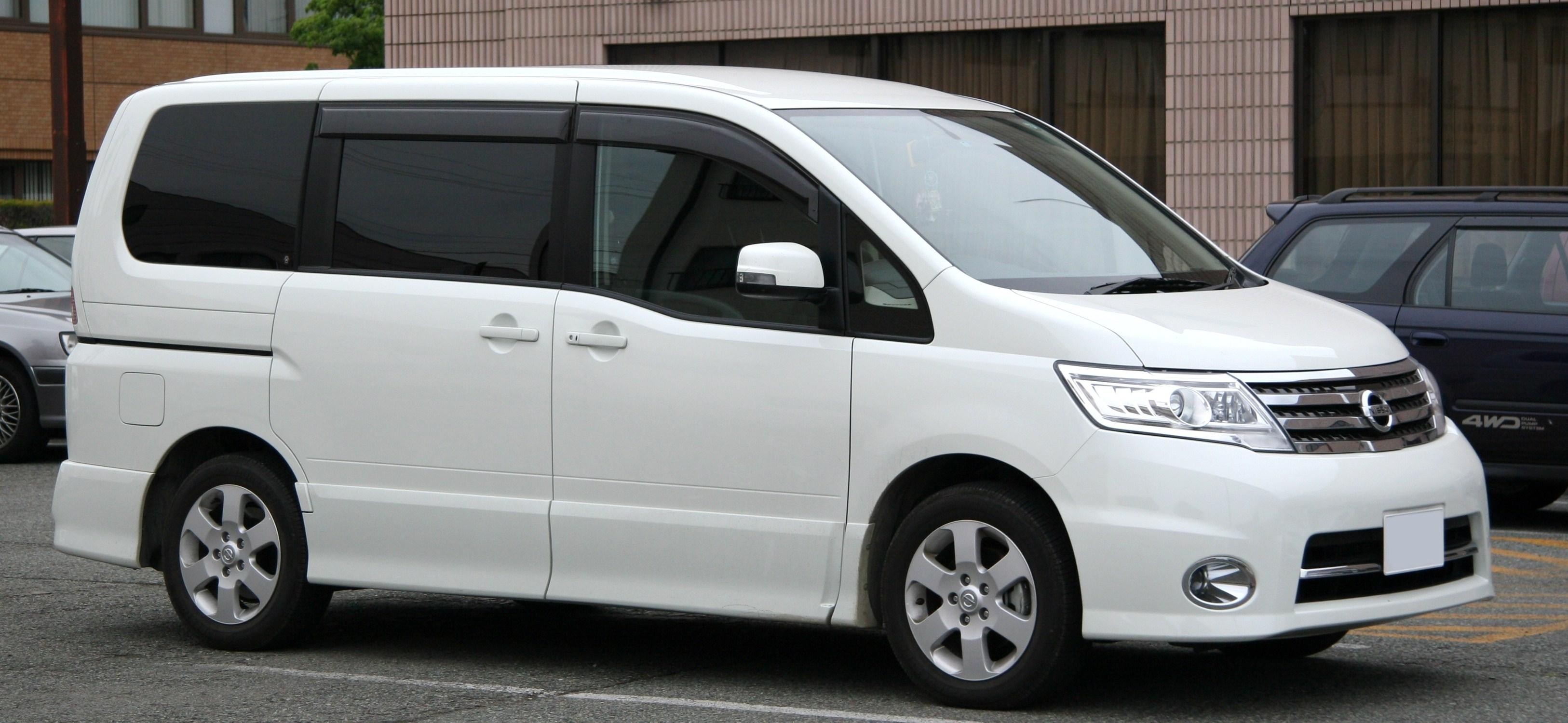 File Nissan Serena Jpg Wikimedia Commons