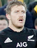 Nathan Harris (rugby union) New Zealand rugby union player