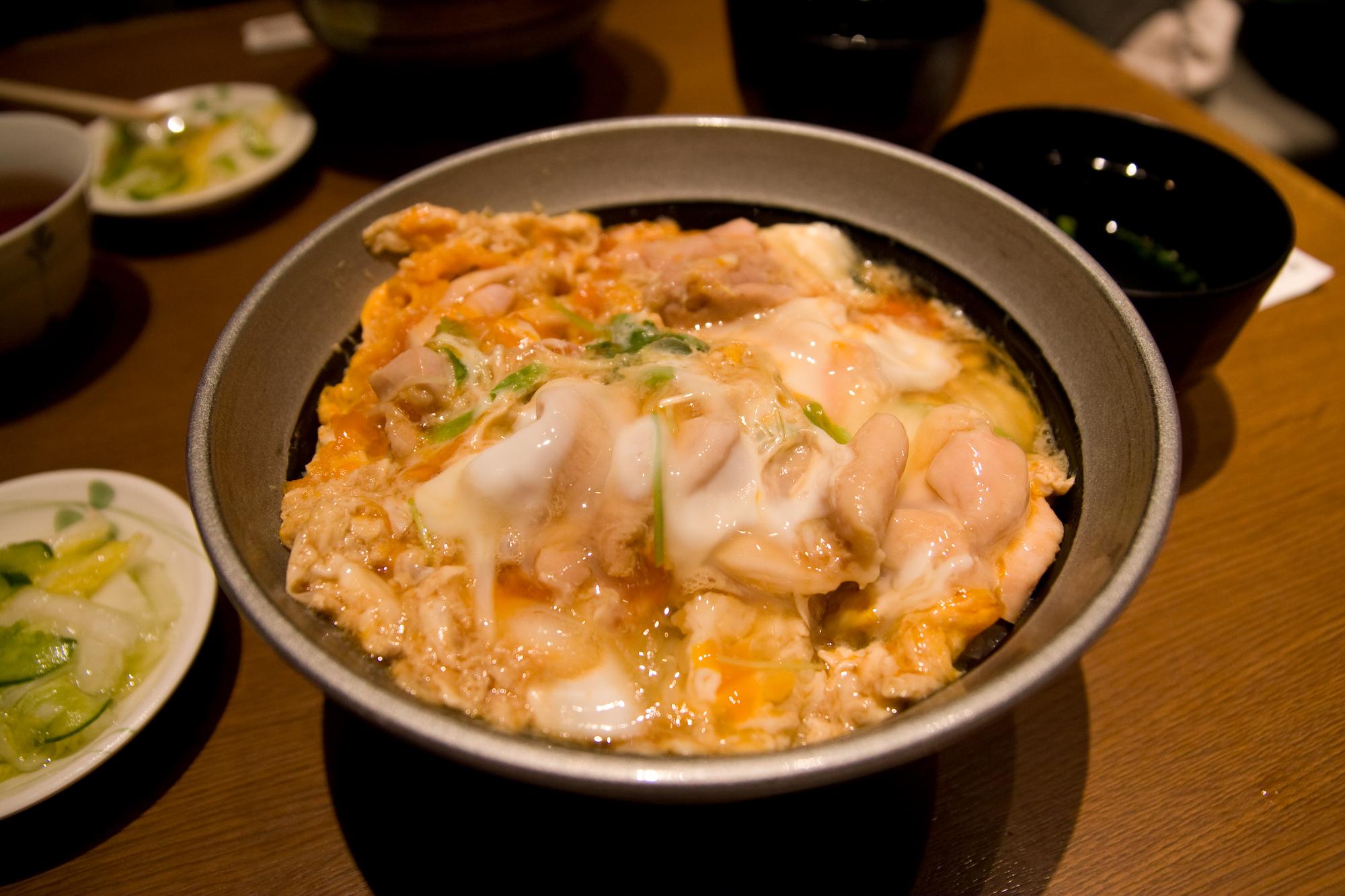 О японской кухне