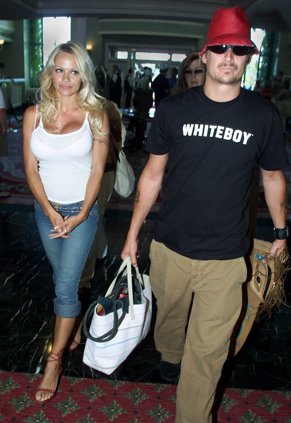 Image result for Pamela Anderson and Kid Rock